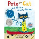 Pete The Cat and the Four Groovy Buttons
