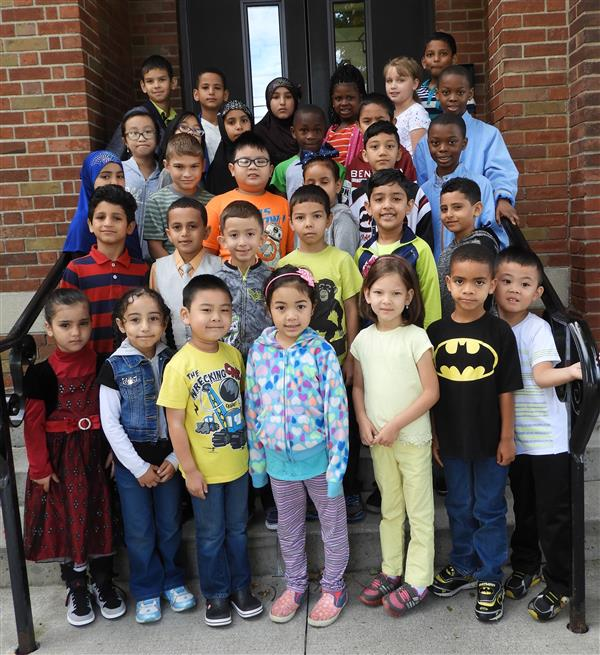 ELL Students at Florence Brasser Elementary