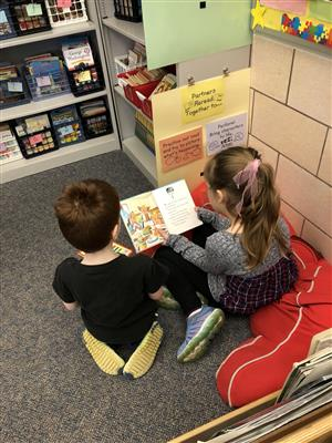 Partners rereading together
