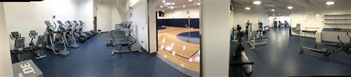 Newly Expanded and Updated Fitness Center